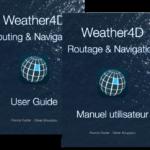 Weather4D – Mise à jour des manuels Routage & Navigation