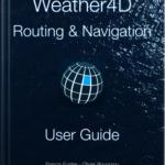 Manuel utilisateur Weather4D Routage & Navigation